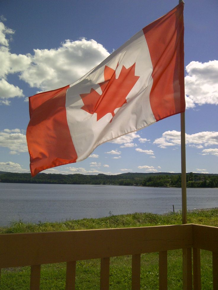 when is canada flag day