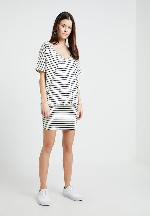 buy popular 56fcc 435bb I'M COMING OUT - Jerseykleid - off-white @ Zalando.de ...