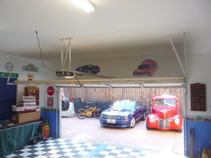 how to install the garage door opener garage door opener system inside garage door opener installation simple steps to do garage door opener installation 1024x768 Simple Steps to Do Garage Door Opener Installation