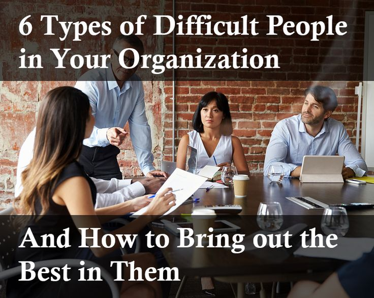 If you're dealing with a difficult person in your organization, here's a system to identify the cause behind the difficulty, and how to turn these people into productive team members in your meetings.