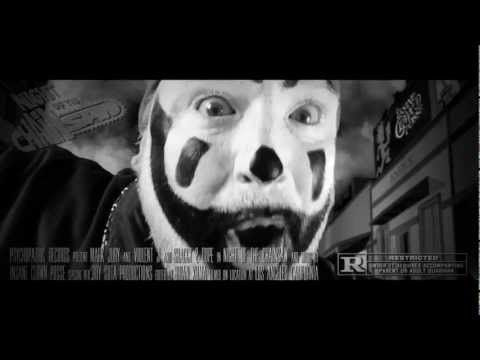 Insane Clown Posse's latest music video Night of the Chainsaw from The Mighty Death Pop! best video for holloween