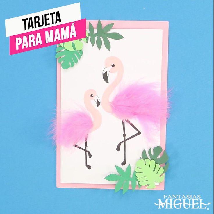 ¡Mira una creativa tarjeta para felicitar a mamá en su día! Puedes hacerla con tus hermanos. Food Drawing, Mom And Dad, Cool Girl, Cactus, Happy Birthday, Cool Stuff, Drawings, Creative, Gifts