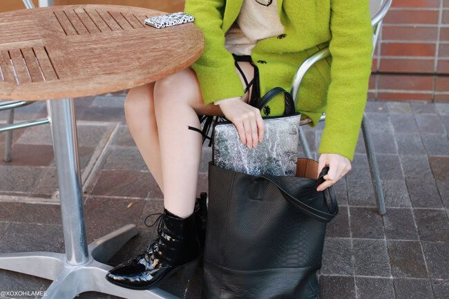 OOTD || Geek Chic Style - xoxo HiLAMEE