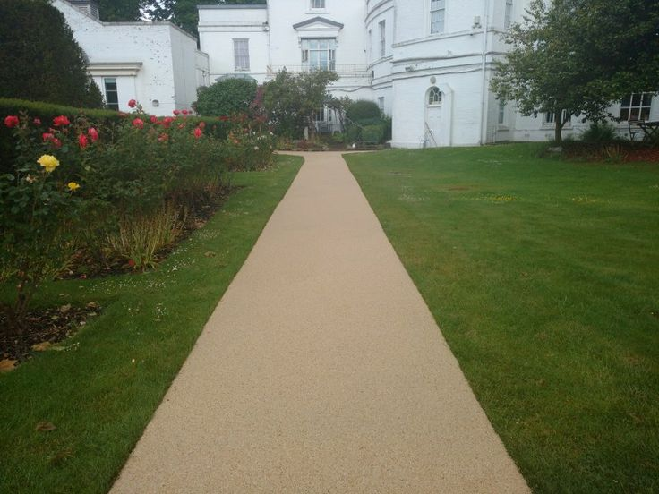 28 best commercial resin bound paving works images on pinterest