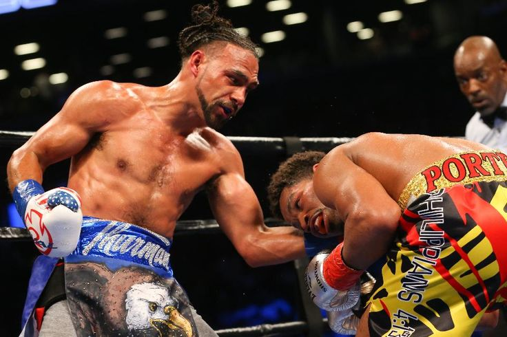 #networkTV  #American  #professional  #boxer   #KeithThurman   Keith Thurman Looking To Become A Star By Fighting On Network TV