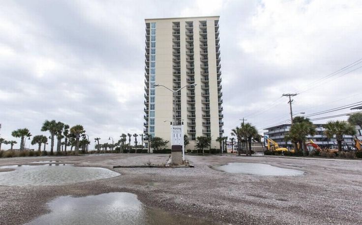 Myrtle Beach leaders hope new high-rise hotel sparks redevelopment | The Sun News