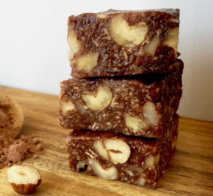 This 5 Ingredient Sticky Hazelnut Fudge Bites recipe needs just a handful of pantry cupboard staples and takes just minutes to prepare.