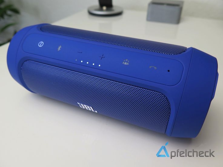 cool Review - JBL Charge 2 - Bluetooth-Stereo-Lautsprecher mit Freisprechfunktion, Social-Mode und Ladefunktion