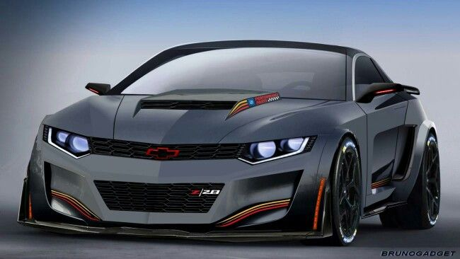 2016 Chevy Camaro •• Mneghehhh I really like the car itself. But had you not told me it was a Camaro, never would've known it. Good design, bad evolution for the specific car. ••