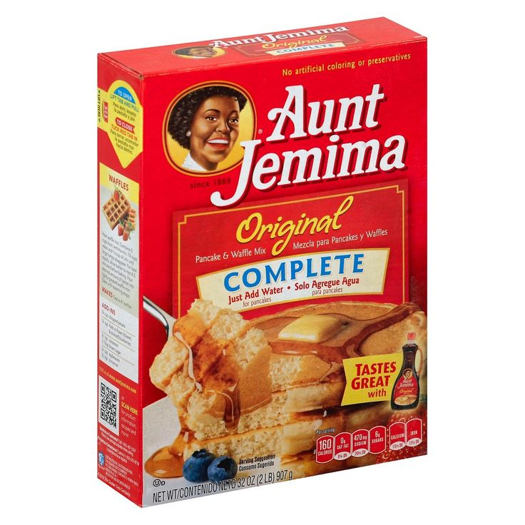 Coupon aunt jemima pancake mix