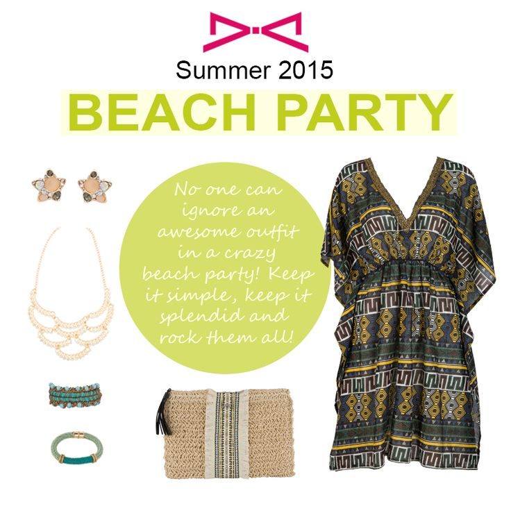 As fancy as it gets. Beach Party ready for this amazing summer!   #achilleas_accessories