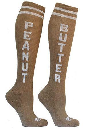 Peanut Butter - Small – The Sox Box