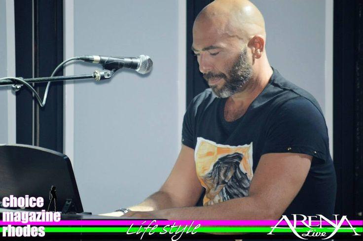 @ Arena Live Rhodes