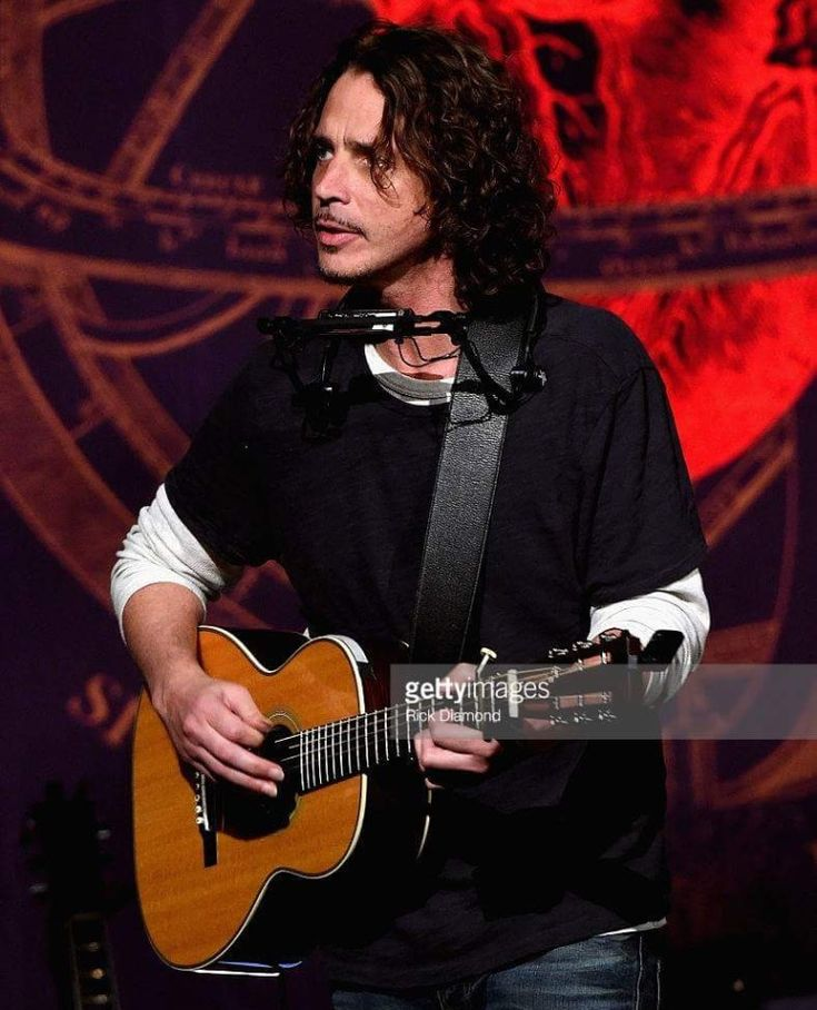 CC Higher Truth tour #chriscornell #soundgarden #audioslave