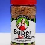 Chef Marla's Super HOTshit arein