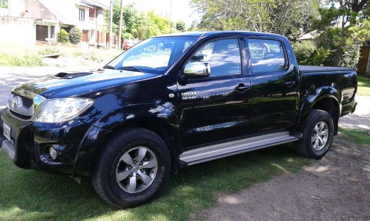 Toyota Hilux 3.0 s r v ful ful impecable