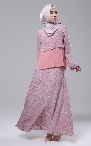 Long Dress Moza