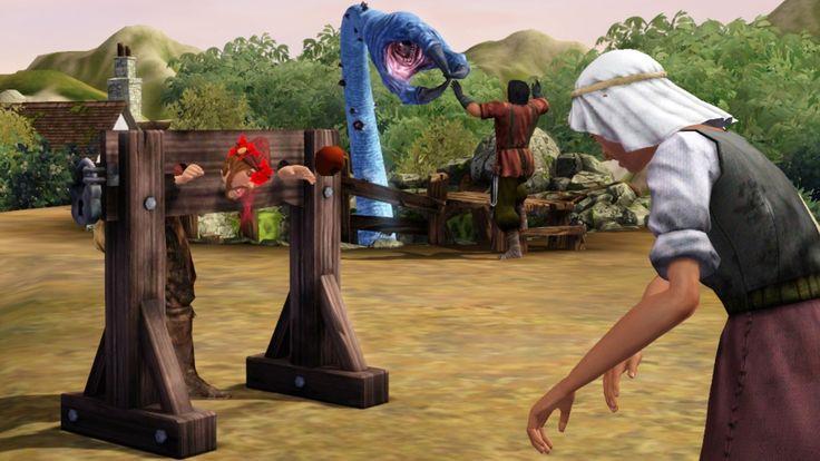 Download The Sims Medieval Pelit Torrentit - http://torrentsbees.com/en/pc/the-sims-medieval-pc-2.html