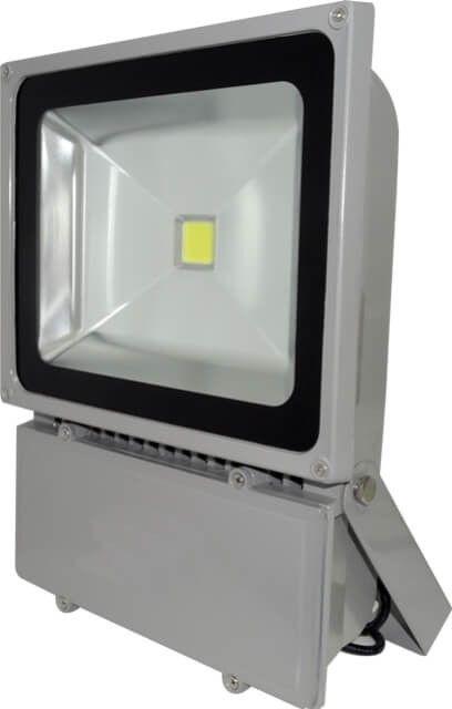 PROIECTOR LED 100W ALB RECE ECO IP65 sunt o categorie de produse de iluminat alb rece economice si sustenabile pentru mediu. Datorita gradului de protectie IP65 LED 100W Eco poate fi utilizat si afara. Pretul nostru este un motiv suplimentar sa il achizitionati!