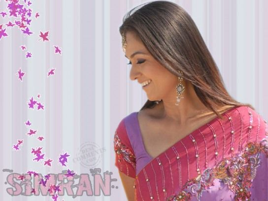 Beautiful Simran