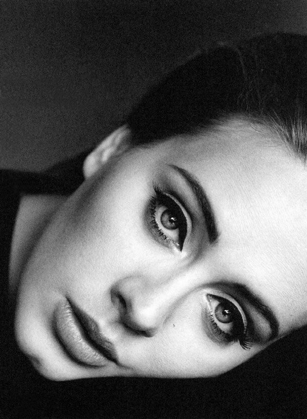 """Call me old-fashioned, call me ignorant, but whatever. Take it or leave it."""" - Adele """""""