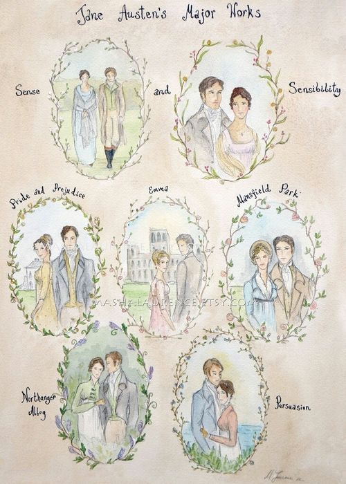 a comparison of pride and prejudice and persuasion by jane austen in english literature Pride and prejudice by jane austen,  classic works of literature with a clean, modern aesthetic  her fiction is known for its witty satires on english society.