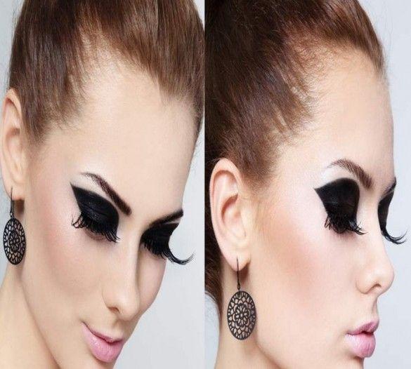 best 25 intense eye makeup ideas on pinterest black