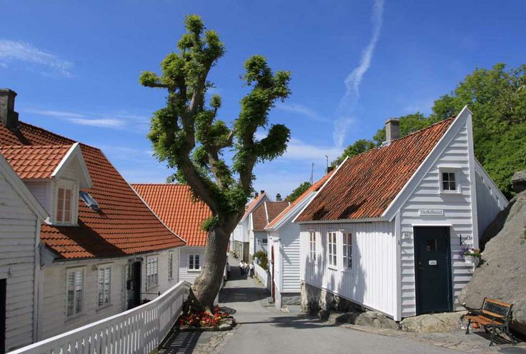 Skudneshaven, Karmøy, Norway