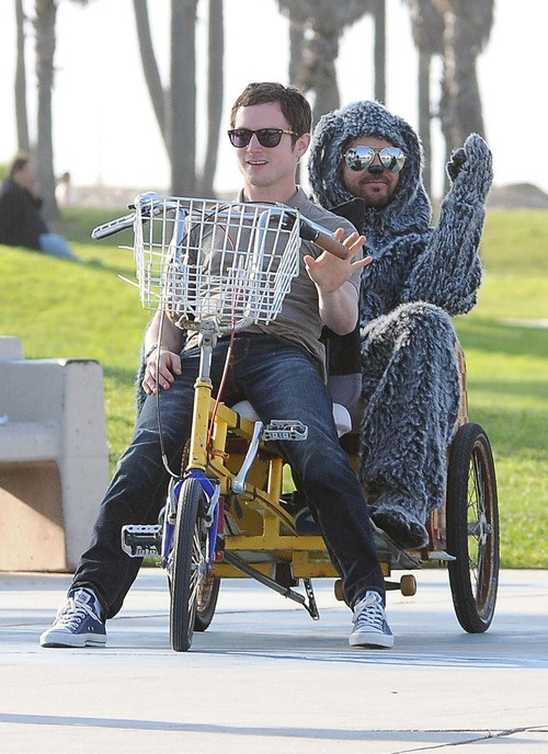 Wilfred. I've always wanted to watch this show but haven't seen it yet.