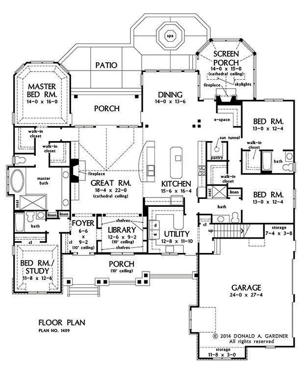 1516 best house plans images on pinterest house floor - Kitchen and dining area design crossword ...