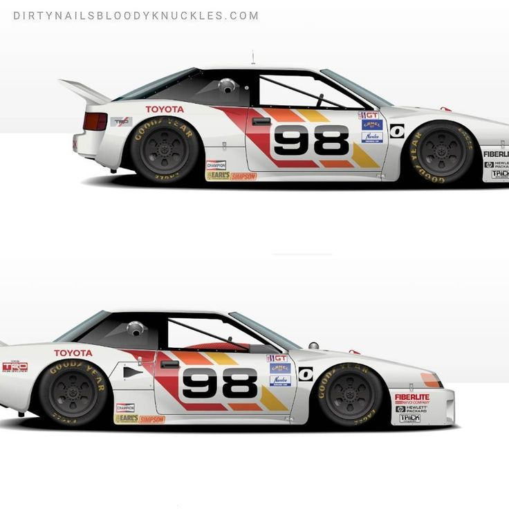 Boom new IMSA ST162 artworks up at the site. Liftback and notchback.  Dirtynailsbloodyknuckles.com  Link in profile  #imsa #gto #imsagto #celica #celicaturbo #toyotacelica #trd #turbocelica #imsacelica #carart #automotiveart #toyotafans #lemans #racing #racecar #becauseracecar #motorsports #tte #tmg