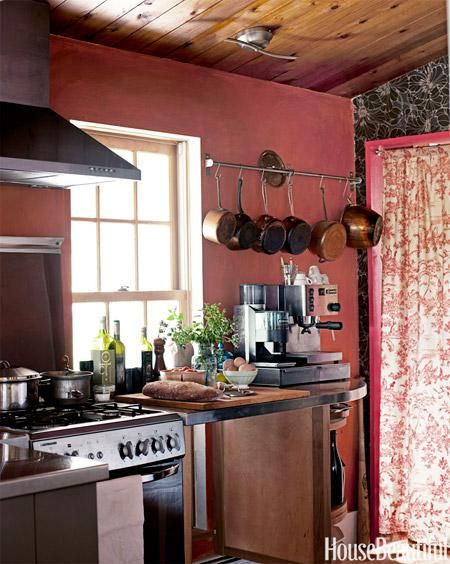 Tendencias 2015: decorar en color marsala | Decorar tu casa es facilisimo.com