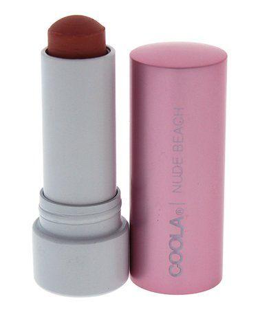Nude Beach Mineral Liplux Lipstick #zulily #zulilyfinds