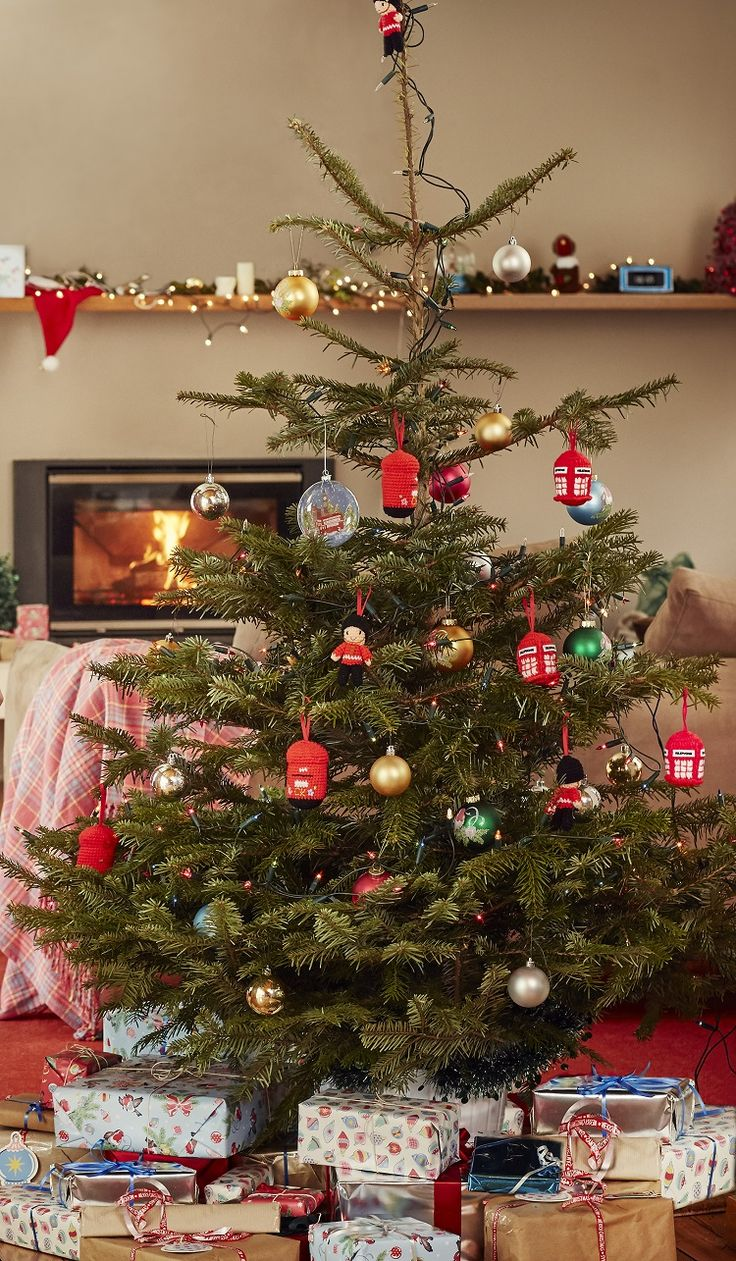 Amp occasions gt christmas alert occasions gt christmas decorations - A Cath Kidston Christmas Tree