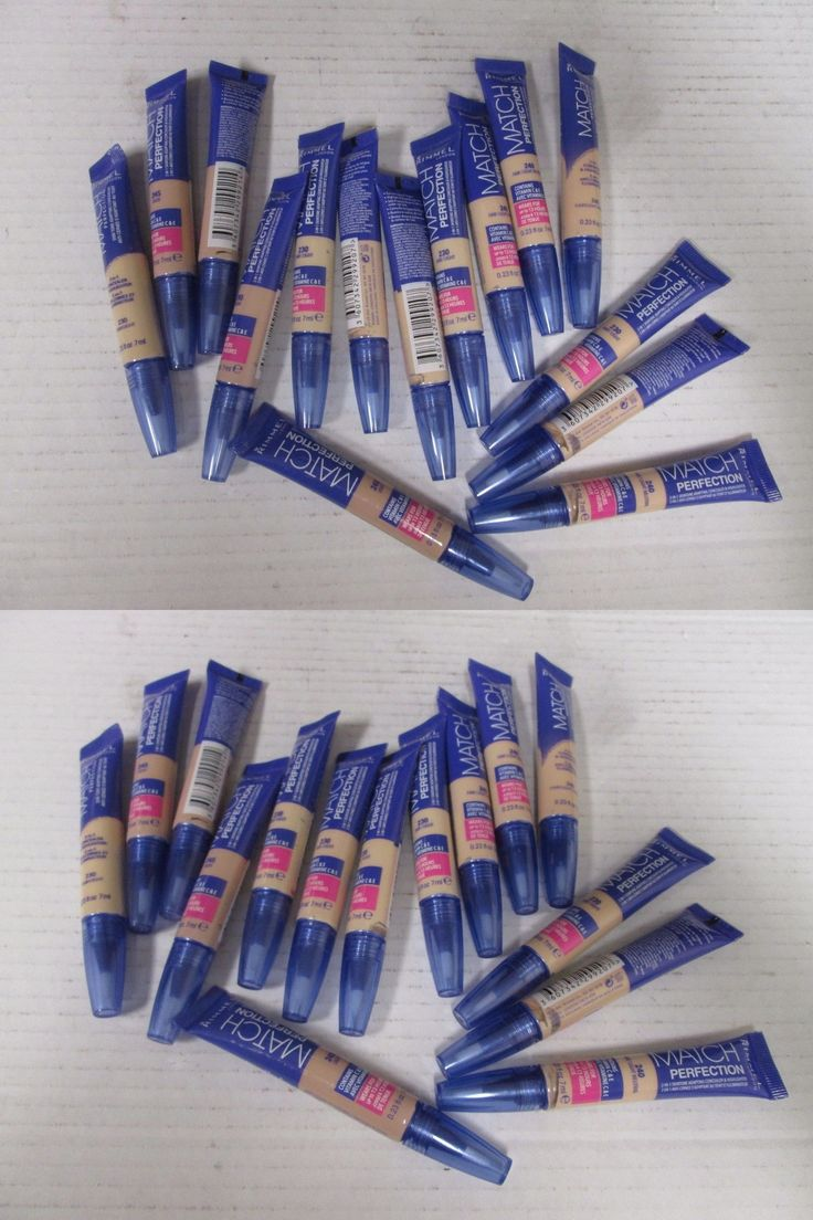 Concealer: 15 Rimmel Match Perfection Skin Tone Adapting Concealer - Exp 7 18+ Rr 21543 -> BUY IT NOW ONLY: $42.99 on eBay!