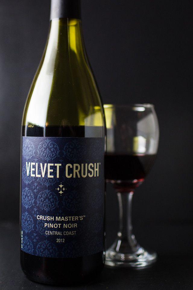 Velvet Crush Crush Master's Pinot Noir Wine