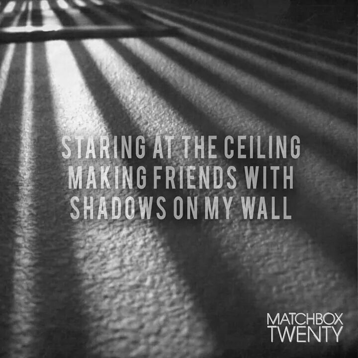 22 best matchbox 20 images on Pinterest | Rob thomas, Lyrics and ...
