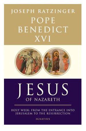 Jesus of Nazareth vol. 2 by Pope Benedict XVI