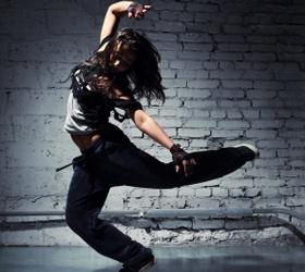 Tanzen ist wie fliegen