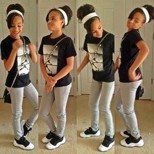 toni romiti swag   Pretty black girl swag