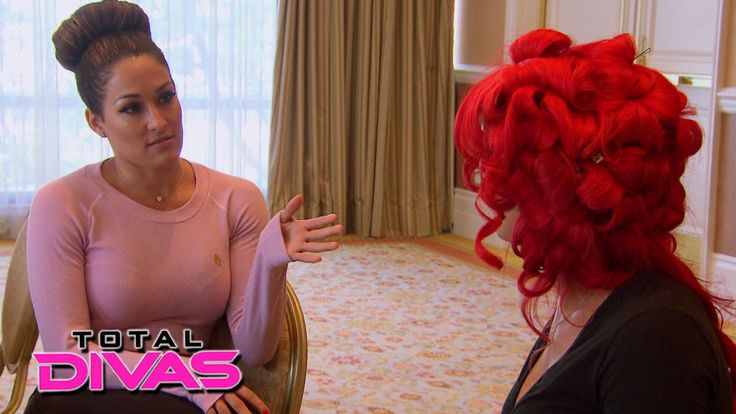Nikki Bella and Eva Marie discuss the Divas' drama: Total Divas Preview ...