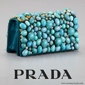 29 March 2017 - Mary style: Prada