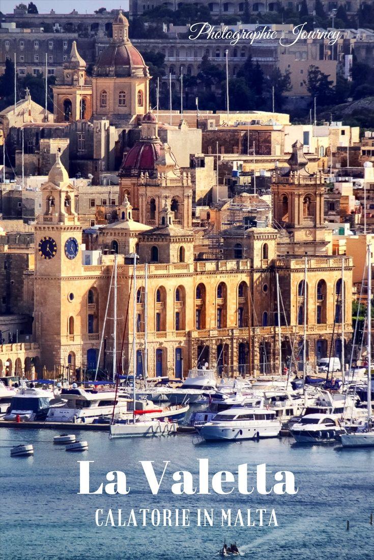 La Valetta - Malta sau cum rigoarea britanică e încălzită de spiritual mediteraneean #LaValetta #Malta  #Photography #Travel #TravelPhotography #travelblogger