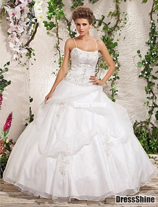 Wedding Dress Ball Gown Wedding Dress