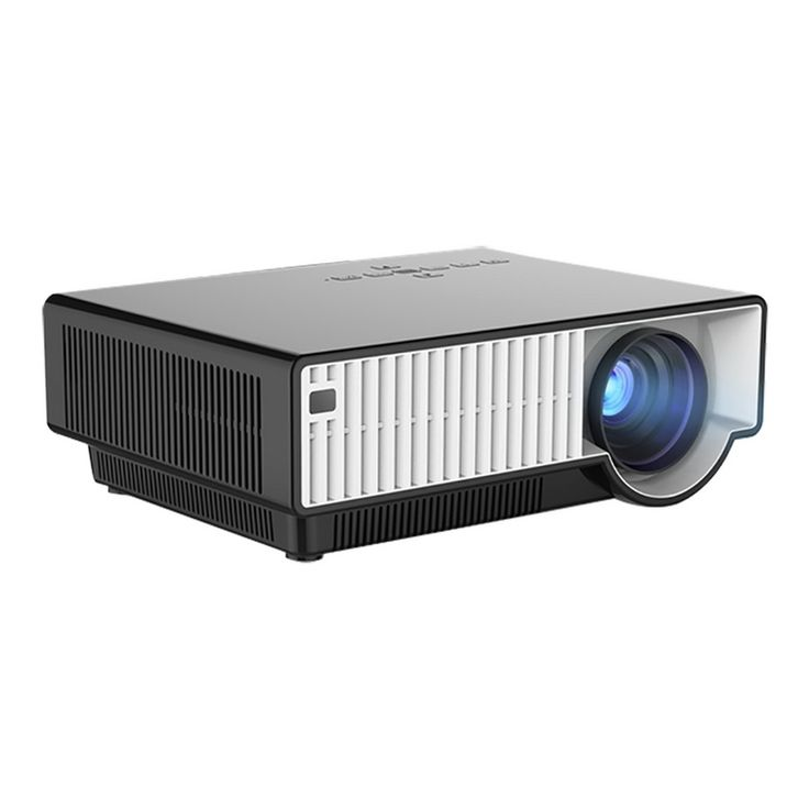 230.75$  Buy here - http://aligck.worldwells.pw/go.php?t=32687577167 - Android 4.4 Wireless WIFI Bluetooth Mini LED Projector 1080P Full HD Projectors 2800 lumens 8G Proyector Home Audio Beamer
