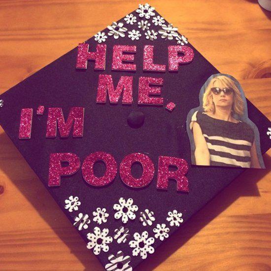 how to make graduation cap decoration