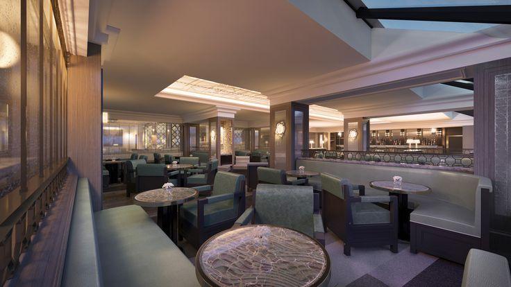Conrad Hilton Hotel for Hilton & Fabled Studio CGI - Recent Spaces - London-Based Architectural & Interior Design Visualisation