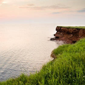 Cavendish beach Prince Edward Island Canada. I feel the need to wear puffed sleeves and write in my journal whilst taking in the view.