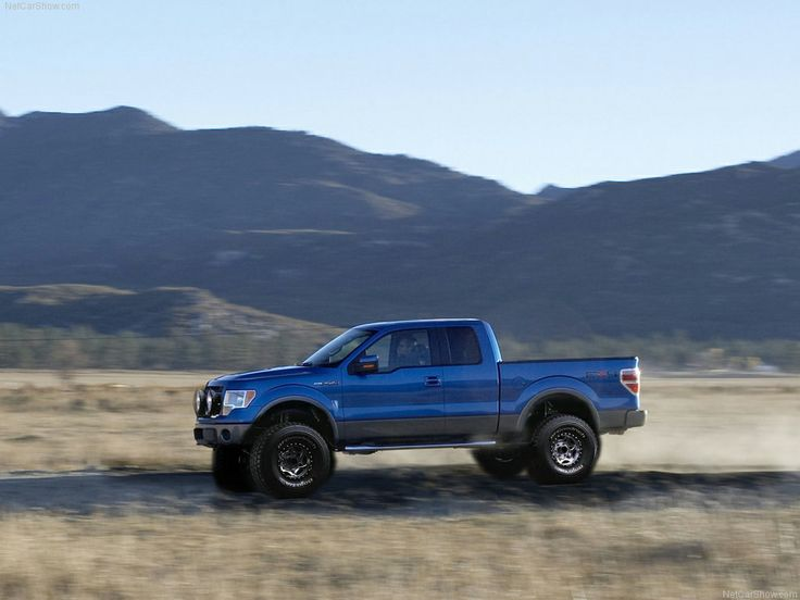highest performance off-road Ford SVT Raptor trucks