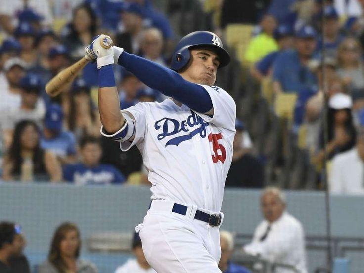 Dodgers' Bellinger won't participate in HR Derby unless dad pitches  -  June 30, 2017